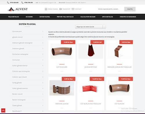 Auvent Webdesign,Campanii PPC, SEO